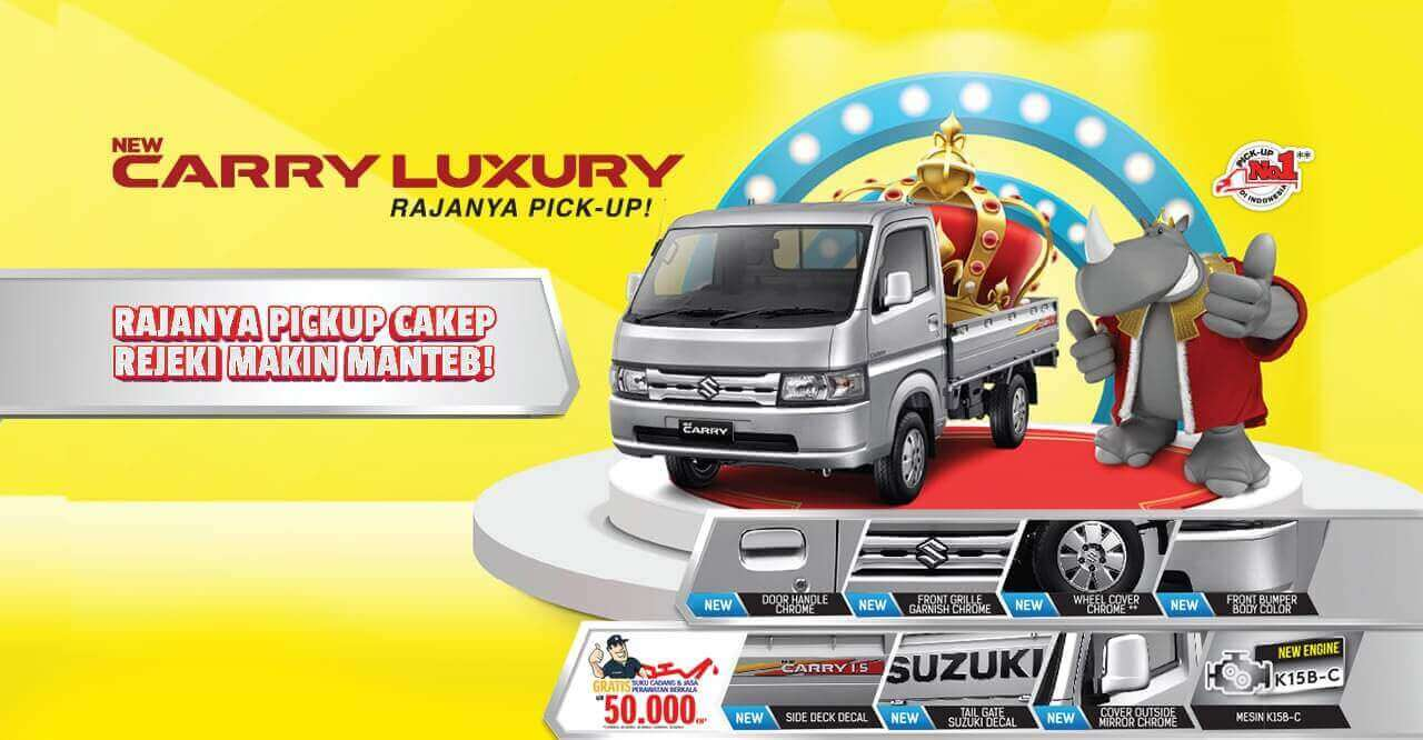 Harga Promo Carry Pick Up