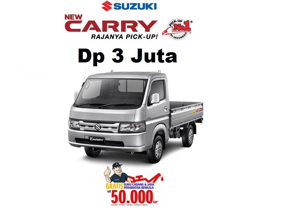 Suzuki Carry Dp 3 Juta Termurah April 2021