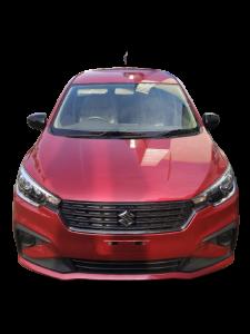 Paket Kredit Suzuki Finance Ertiga GA Merah 2021
