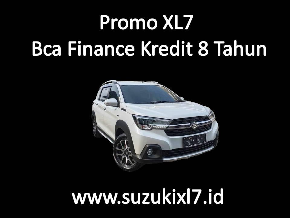 Promo XL7 Bca Finance Kredit 8 Tahun